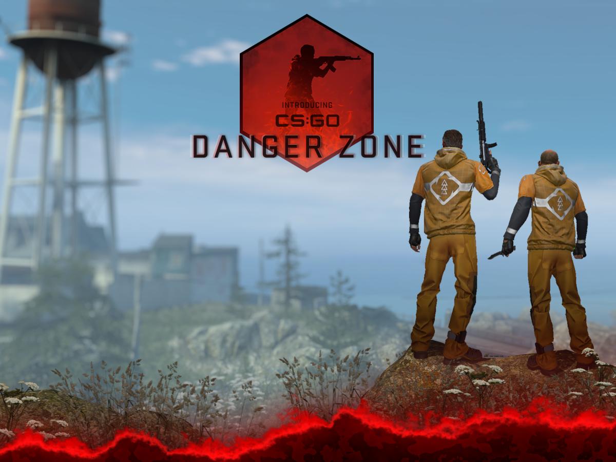 """CS:GO — """"Опасната зона"""""""