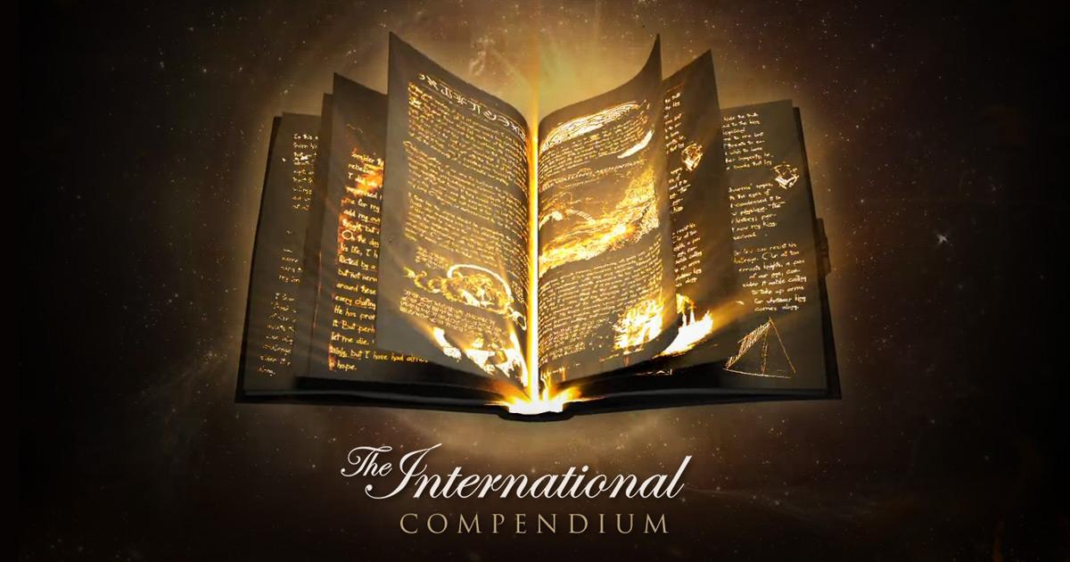 Dota 2 The International Compendium 2015
