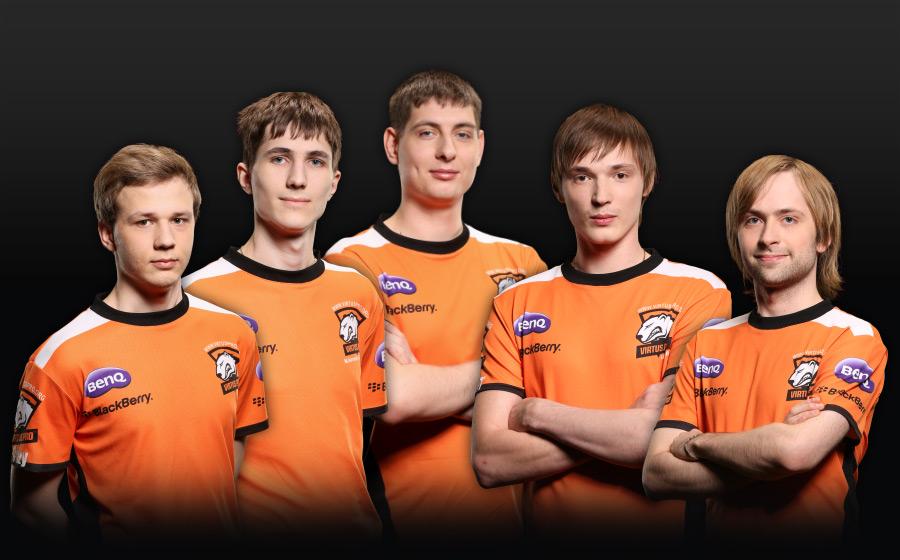 the international dota 2 championships players